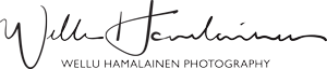 Wellu Hamalainen Photography logo