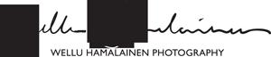 Wellu Hamalainen Photography logo
