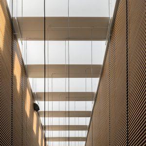 Aurum Kemiantalon kattoa