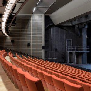 Turun Kaupunginteatterin iso näyttämö