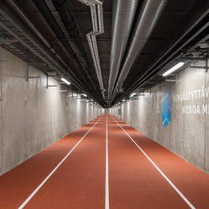 Olympiastadion juoksutunneli