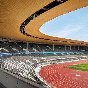 Olympiastadion katsomot