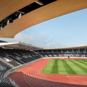 Olympiastadion laajakuva