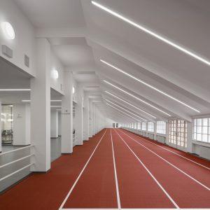 Olympiastadion sisärata